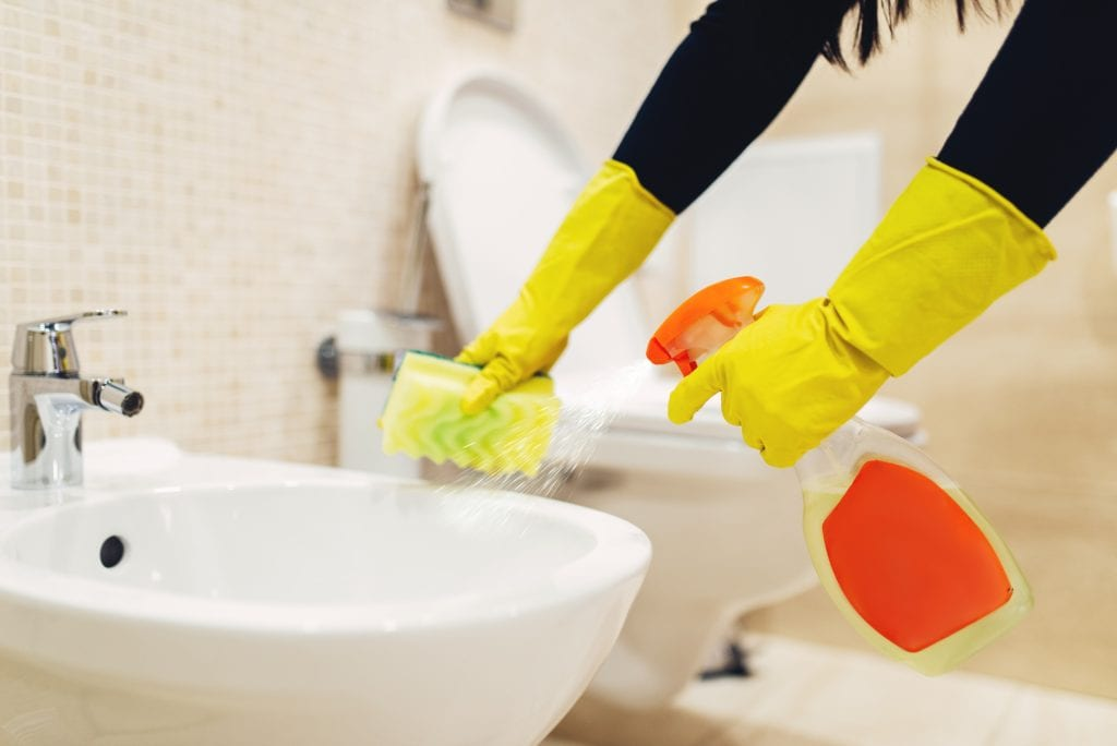 Orange cleaning - Athelstone location