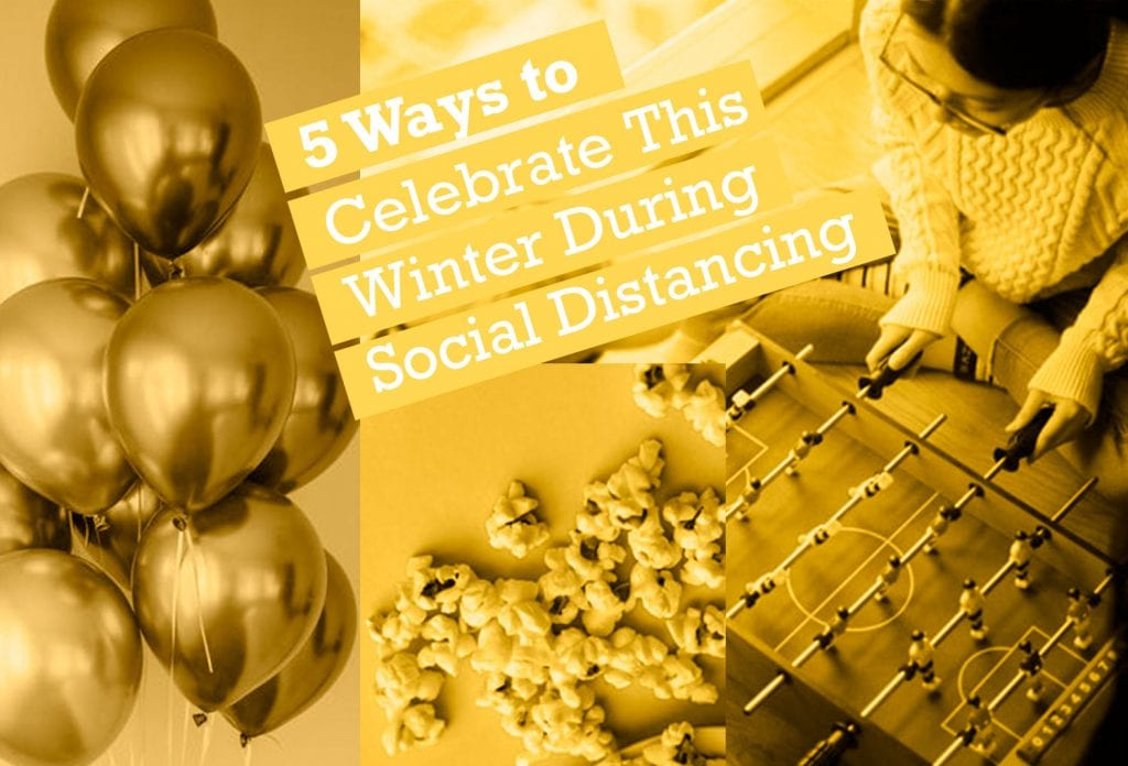 Celebrate fun Winter pandemic-friendly ideas image