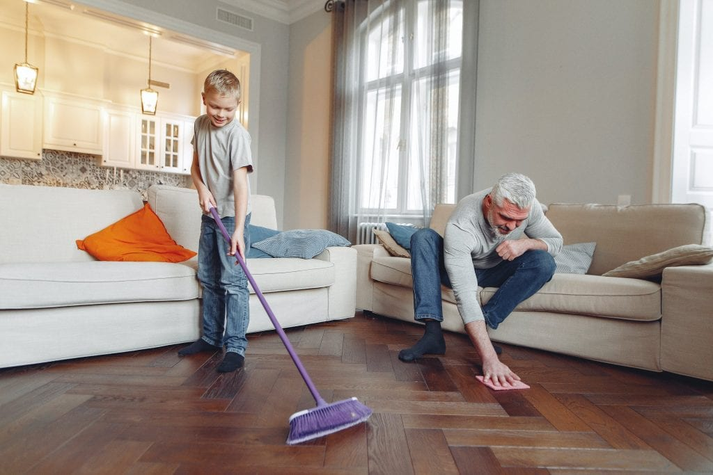Cleaning During the Coronavirus (COVID-19) - Cleaning