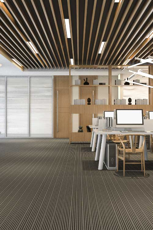Carpet- Office Carpet Floor