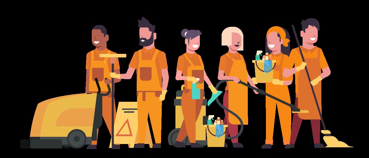 Hiring-Adelaide-Cleaner-Team