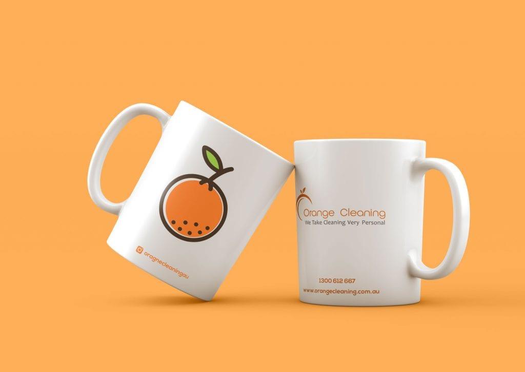 Adelaide cleaning Promotion - Coffee mug