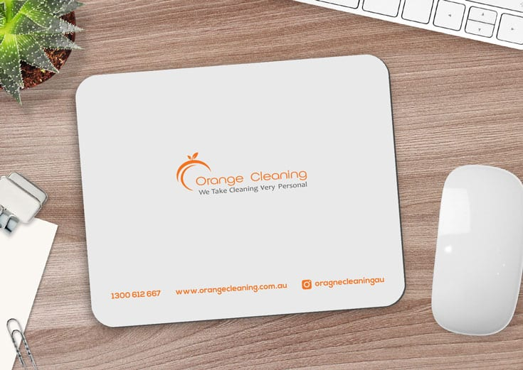 Adelaide cleaning Promotion - Mouse pad